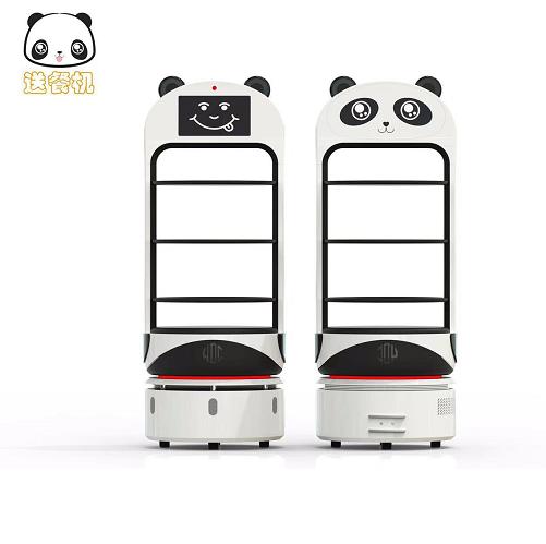 智能送餐机机器人