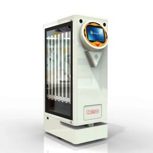 机器人售货机