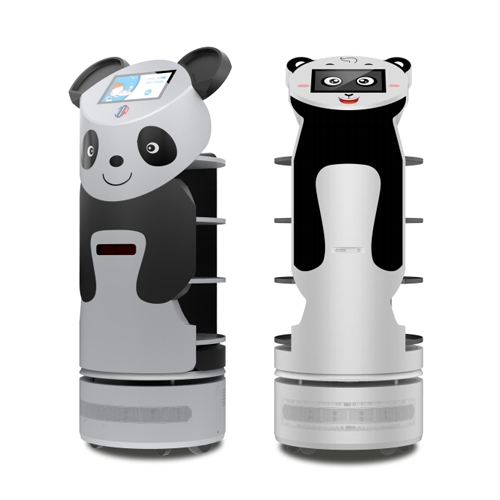 熊大送餐机器人